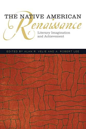The Native American Renaissance par Alan R. Velie