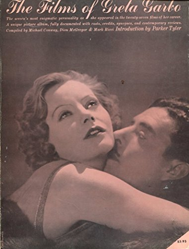 Comp. Films Greta Garbo By Michael Conway