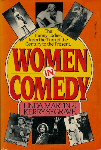 Women in Comedy By Linda Martin