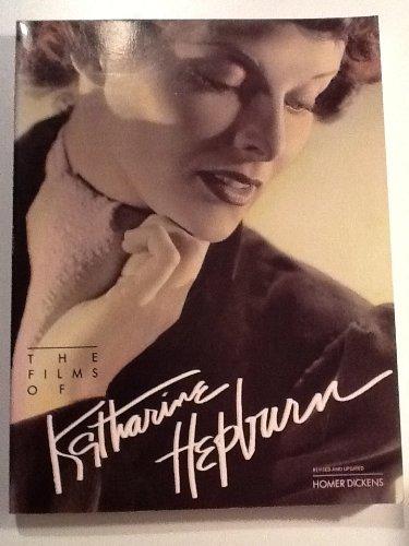 The Films of Katharine Hepburn By Homer Dickens