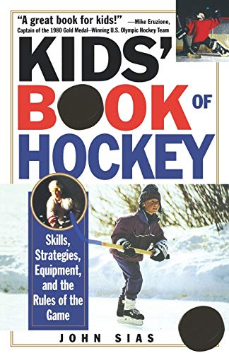 Kids' Book of Hockey By John Sias