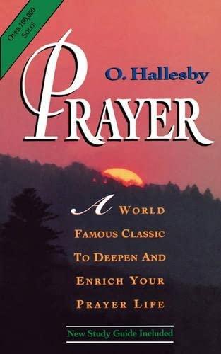 Prayer By O. Hallesby