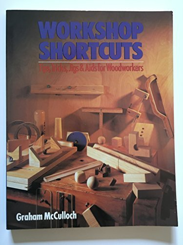 WORKSHOP SHORTCUTS By Graham McCulloch