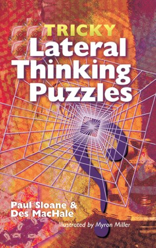 Tricky Lateral Thinking Puzzles By Des MacHale