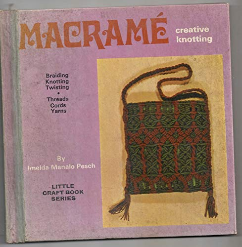 MACRAME-by-I-M-PESCH-0806951583-The-Cheap-Fast-Free-Post