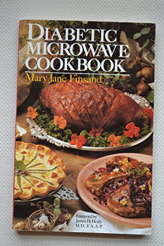 Diabetic Microwave Cook Book By Mary Jane Finsand