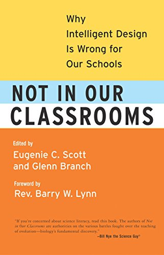 Not In Our Classrooms By Glen Branch