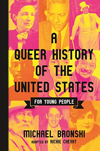 Queer History of the United States for Young People von Michael Bronski