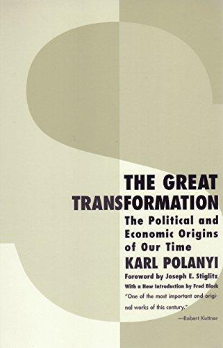 Great Transformation (n.e. 4.02) by Karl Polanyi
