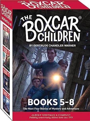 The Boxcar Children Mysteries Boxed Set #5-8 von Gertrude Chandler Warner