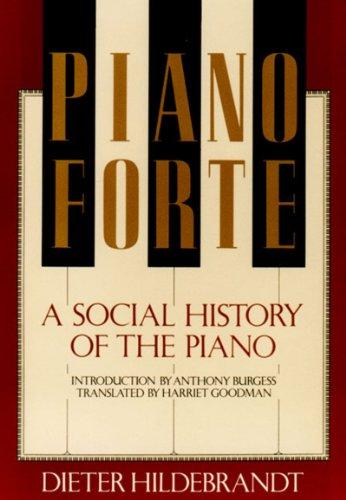 Pianoforte By Dieter Hildebrandt