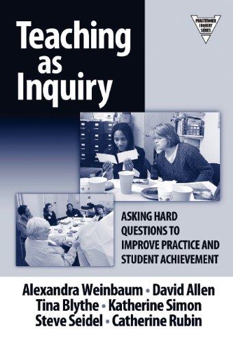 Teaching as Inquiry By Alexandra Welnbaum