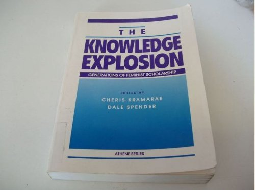 The Knowledge Explosion By Cheris Kramarae