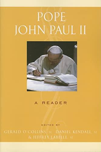Pope John Paul II By Gerald O'Collins, SJ