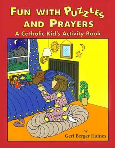 Fun with Puzzles and Prayers By Geri Berger Haines