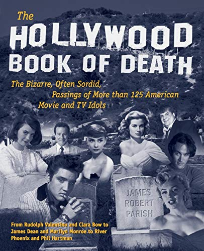 Hollywood Book of Death By James Parish