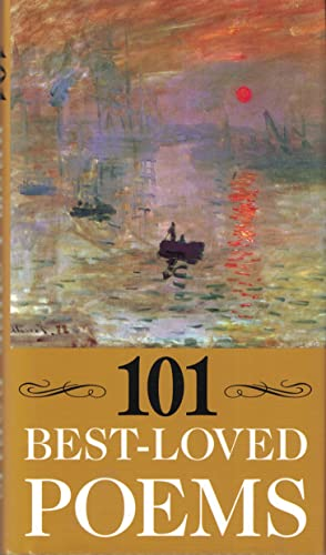 101 Famous Poems (Borders Edition) By Mcgraw-Hill School