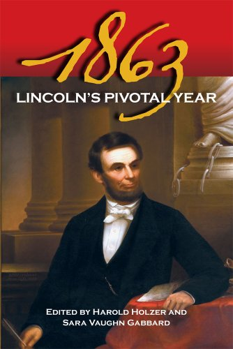 1863 By Edited by Harold Holzer