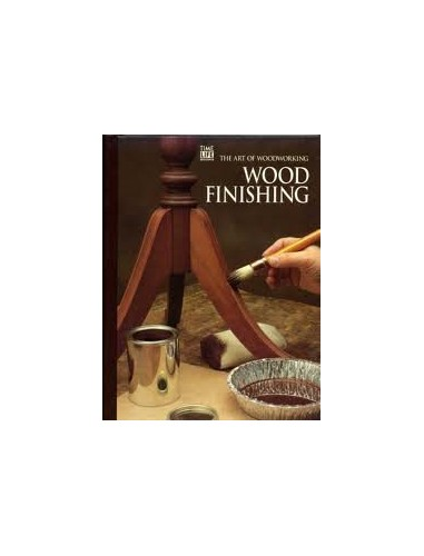 Wood Finishing by Pierre Home-Douglas