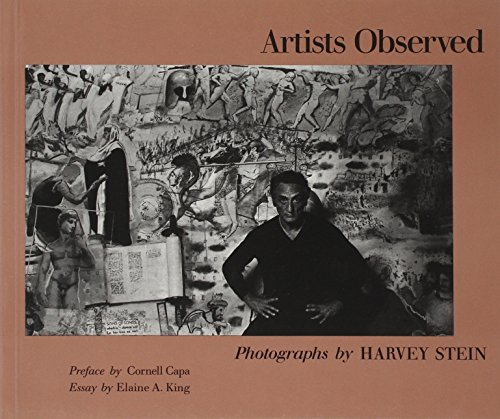 Artists Observed By Harvey Stein