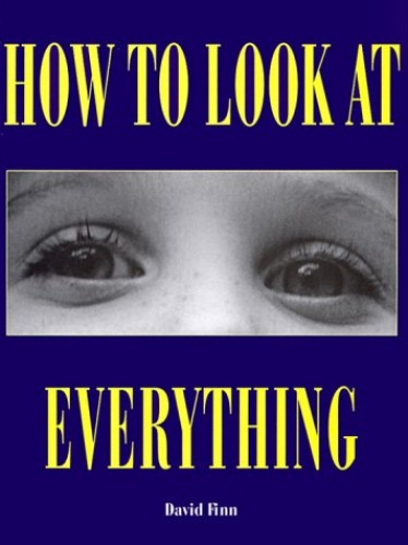How to Look at Everything By David Finn
