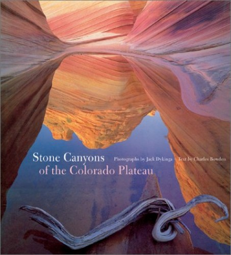Stone Canyons of Colorado Plateau By Jack Dykinga