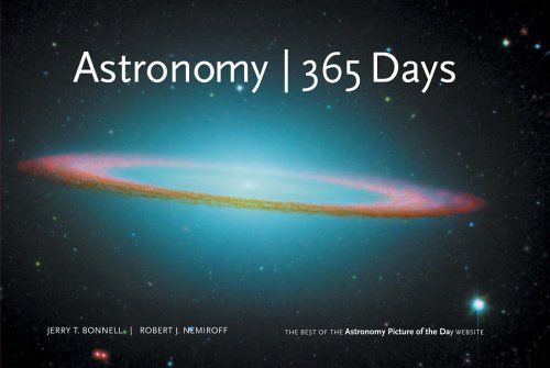 Astronomy: 365 Days by Jerry T. Bonnell