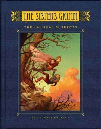 The Sisters Grimm Book 2 By Michael Buckley
