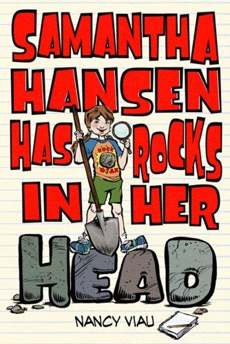 Samantha Hansen Rocks Her Head By Nancy Viau