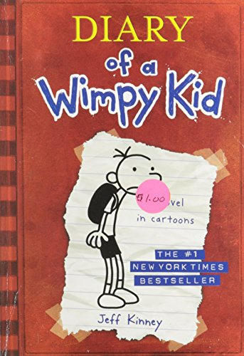 Diary of a Wimpy Kid (Scholastic Edition) By Jeff Kinney