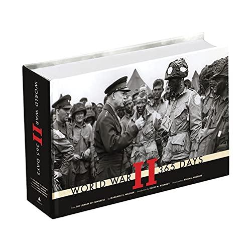 World War II 365 Days By Margaret E. Wagner