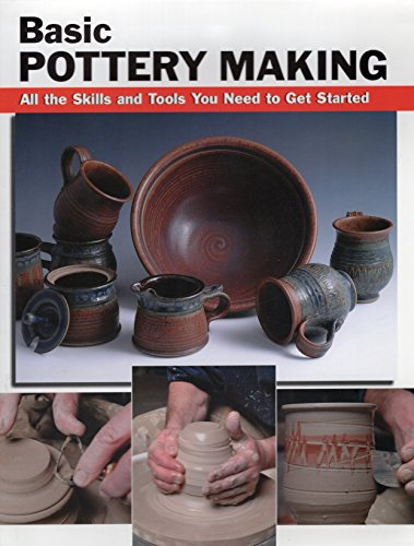 Basic Pottery Making By Linda Franz