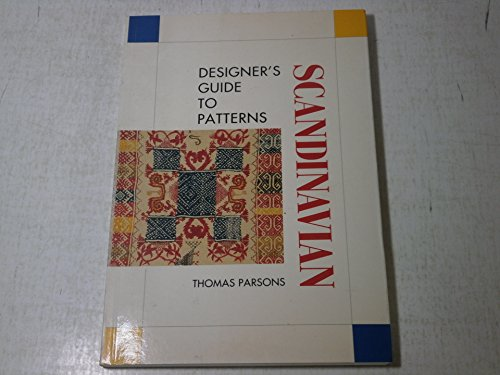 Designer's Guide to Scandinavian Patterns By Thomas Parsons