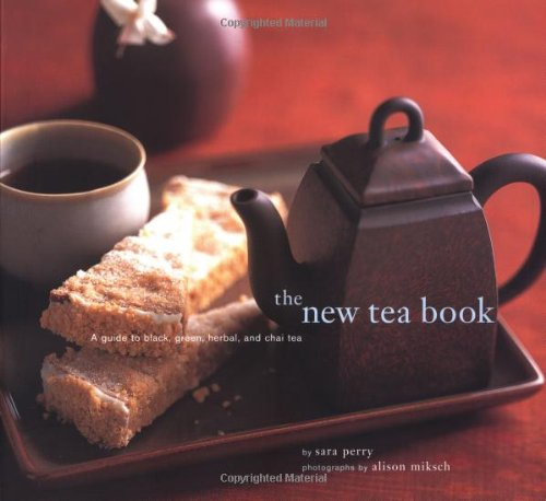 The New Tea Book By Sara Perry