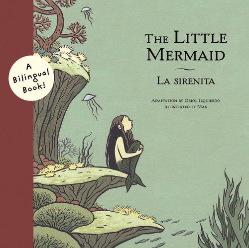 Little Mermaid/La Sirenita By Illustrated by Francesc Capdevila (Max)
