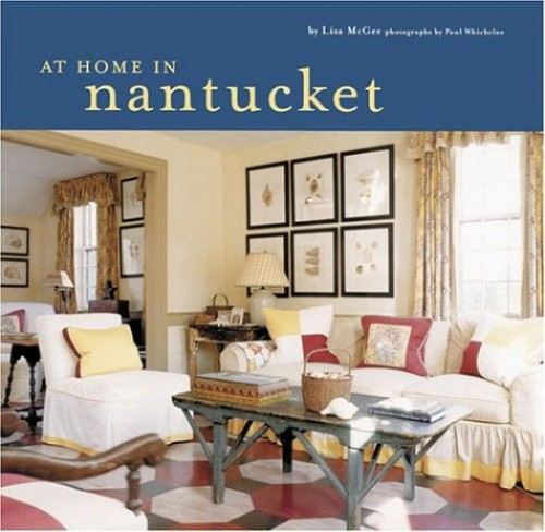 At Home in Nantucket By Lisa McGee