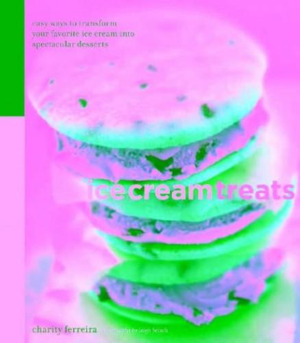 Ice Cream Treats By Charity Ferreira