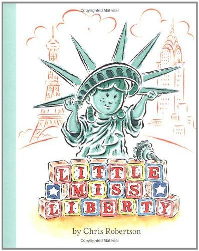 Little Miss Liberty By Chris Robertson