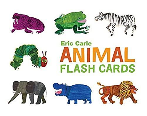 Animal Flash Cards von Eric Carle