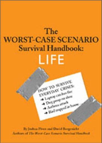 Worst-case Scenario Life (Worst-Case Scenario Survival Handbooks) By Joshua Piven