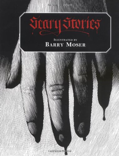 Scary Stories By Edited by Barry Moser