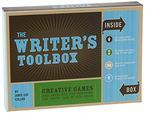 Writers Toolbox By Jamie Cat Callan