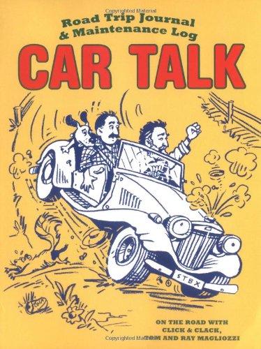 Car Talk Journal By Tom Magliozzi