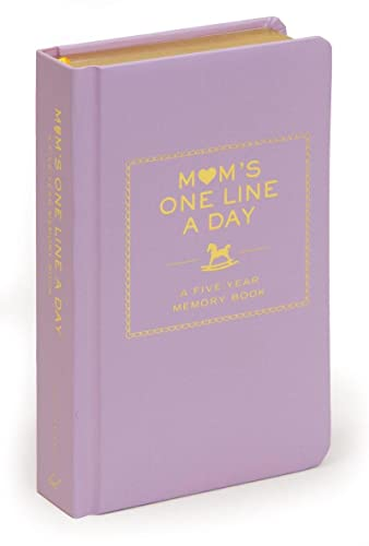 Moms One Line a Day By Chronicle Books LLC