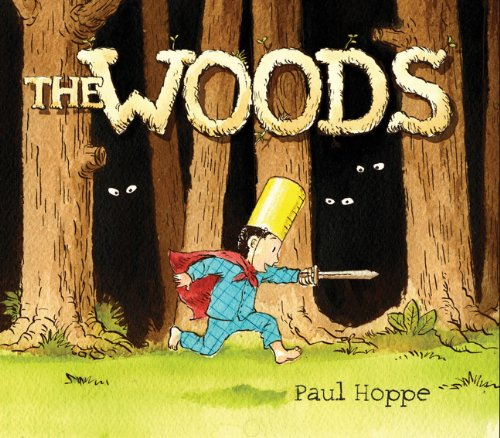 In the Woods By Paul Hoppe