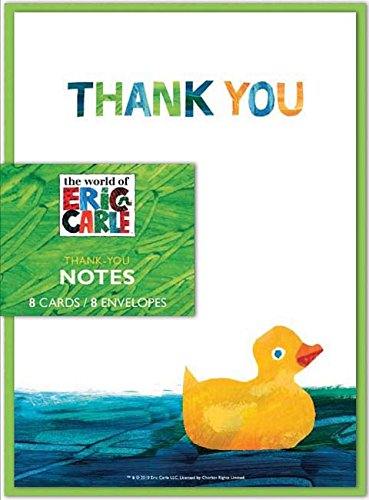 Eric Carle: Baby Shower Thank-You Notes von Eric Carle