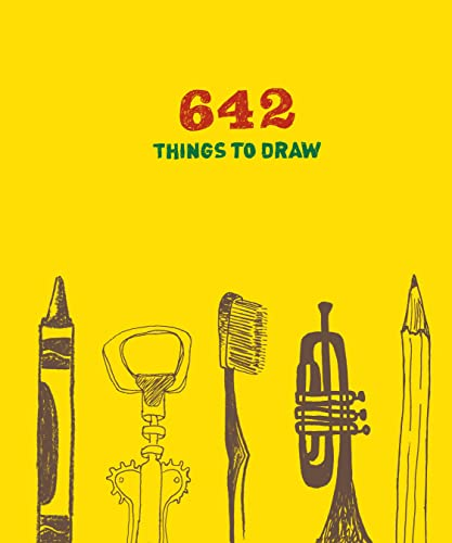 642 Things to Draw Created by Chronicle Books
