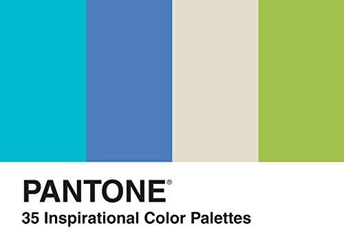 Pantone: 35 Inspirtional Colour Pallets By Pantone LLC