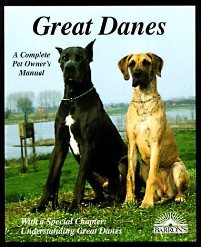 Great Danes By Joe Stahlkuppe