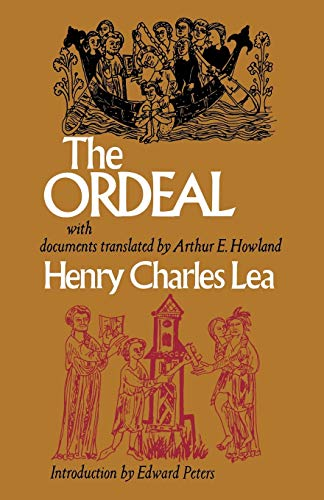 The Ordeal By Henry Charles Lea